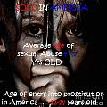 Sold in america Poster by Tbone Oliver