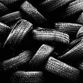 Spare Tires Poster by Margherita Wohletz
