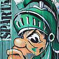 Spartans Poster by Julia Pappas