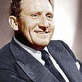 Spencer Tracy, Ca. 1940s Poster by Everett