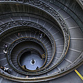 spiral staircase Poster by Maico Presente