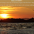 Spiritual  Recovery Poster by Garry Otto