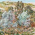 Springtime Vision Print by Childe Hassam