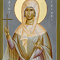St Kyriaki by Julia Bridget Hayes
