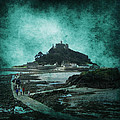 St Michaels Mount Print by Svetlana Sewell