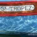 St. Tropez Poster by Lainie Wrightson