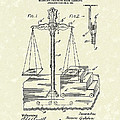 Stage Illusions 1906 Patent Art Poster by Prior Art Design