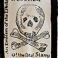STAMP ACT: CARTOON, 1765 Print by Granger