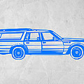 Station Wagon Poster by Irina  March