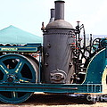 Steam Powered Roller 7d15116 Poster by Wingsdomain Art and Photography