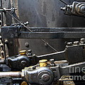 Steam Roller Engine Gizmos 7d15114 Poster by Wingsdomain Art and Photography