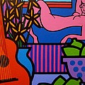 Still Life With Matisse  II Poster by John  Nolan