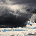 Storm Clouds-1 Print by TODD SHERLOCK
