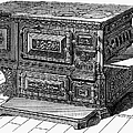 STOVE, 1876 Print by Granger