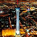 Stratosphere Zoom Print by Andy Smy