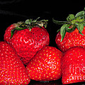 Strawberries Poster by Paul Ward
