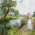 Summer by Ernest Walbourn