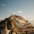 Sunshine In Potala by Mona