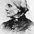 Susan B. Anthony, American Civil Rights Print by Photo Researchers, Inc.