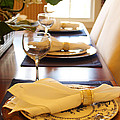 Table Set for Dinner Poster by Jeremy Allen