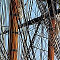Tall Ship Series 11 Poster by Scott Hovind