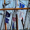 Tall Ship Series 15 Poster by Scott Hovind