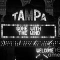 Tampa Theatre 1939 Print by David Lee Thompson
