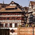Tanners House Strasbourg Poster by Louise Heusinkveld