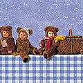 Teddy Bears Picnic Poster by Anne Geddes