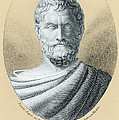 Thales, Ancient Greek Philosopher Poster by Photo Researchers, Inc.