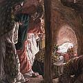 The Adoration of the Wise Men Print by Tissot