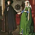 The Arnolfini Marriage Print by Jan van Eyck