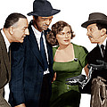 The Asphalt Jungle, From Left Louis Poster by Everett