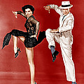 The Band Wagon, From Left Cyd Charisse Poster by Everett