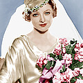 The Barbarian, Myrna Loy, Portrait Poster by Everett