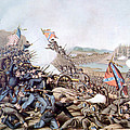 The Battle Of Franklin, November 30 Poster by Everett
