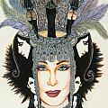 The Cher-est Painting Poster by Joseph Lawrence Vasile