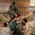 The Coliseum Print by Sir Lawrence Alma-Tadema