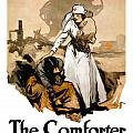 The Comforter Poster by War Is Hell Store