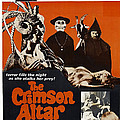 The Crimson Cult, U.s Title Aka The Poster by Everett