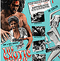 The Exotic Ones, Aka The Monster And Poster by Everett