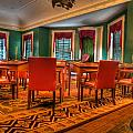 The First American Congress Senate Chamber - Independence Hall - Congress Hall -  Print by Lee Dos Santos