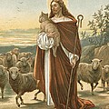 The Good Shepherd Poster by John Lawson
