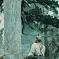 The Guide Poster by Winslow Homer