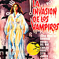 The Invasion Of The Vampires, Aka La Poster by Everett