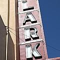 The Lark Theater in Larkspur California - 5D18489 Poster by Wingsdomain Art and Photography
