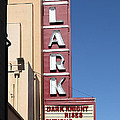 The Lark Theater in Larkspur California - 5D18490 Poster by Wingsdomain Art and Photography