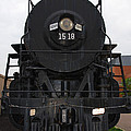 The Last Iron Horse Loc 1518 in Paducah KY Poster by Susanne Van Hulst
