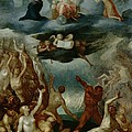 The Last Judgement  Poster by Martin Pepyn