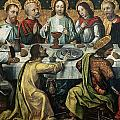 The Last Supper Poster by Godefroy